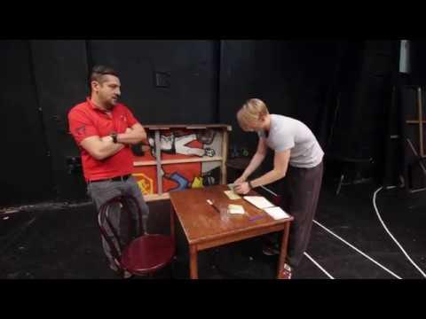 Premierajándék - próbák Bán Bálint