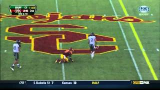 Matt Barkley vs Hawaii (2012)