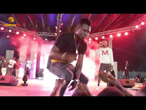 TERRY APALA'S PERFORMANCE AT SMALL DOCTOR'S OMO BETTER CONCERT 2018