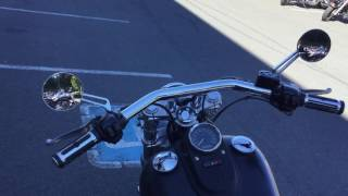 7. 2007 Harley Davidson FXDB Dyna Street Bob