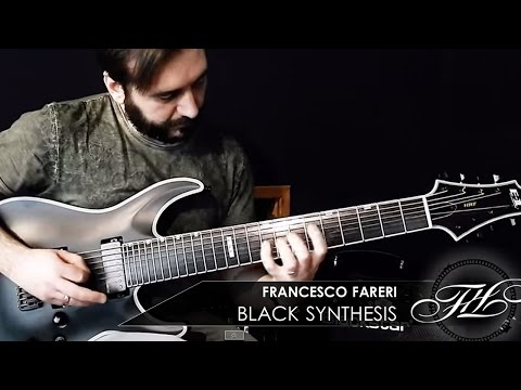 Francesco Fareri: Black Synthesis