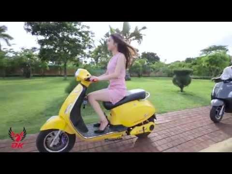 Video 1: Giới thiệu Xe đạp điện DK Bike