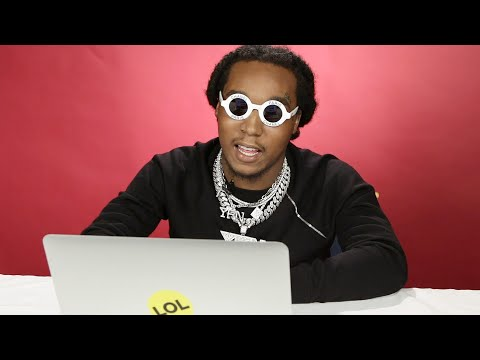"""Takeoff Takes BuzzFeed's """"Which Migos Rapper Are You?"""" Quiz"""