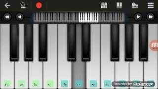 Video Not Piano - Virgoun Surat Cinta Untuk Starla ( Walk Band Tutorial ) tutorial Piano MP3, 3GP, MP4, WEBM, AVI, FLV Oktober 2018