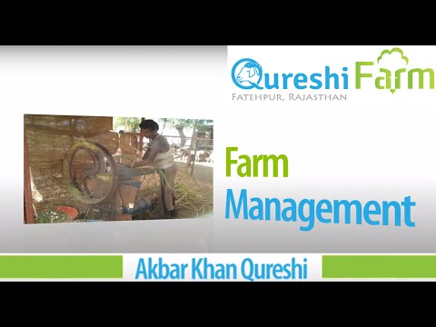 rajasthan goat farming - The journey of Akbar Khan Qureshi, Qureshi Farm (Fatehpur, Rajasthan, India) in the year 2011 - 2012 and how Faces of Transformation (FoT) by Nations United ...