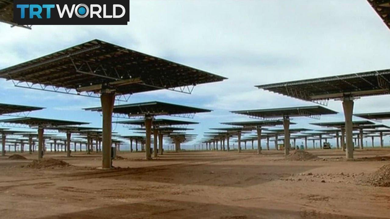 Insight: Storing solar energy