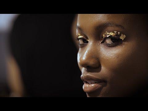 Backstage beim Label Akris: Der Moment für Frauen