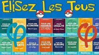 Video ELISEZ LES TOUS CANDIDATS DE LA FRANCE INSOUMISE avec JEAN LUC MELENCHON MP3, 3GP, MP4, WEBM, AVI, FLV Mei 2017