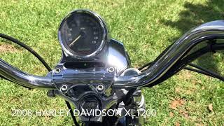 8. 2008 HARLEY-DAVIDSON SPORTSTER 1200 LOW