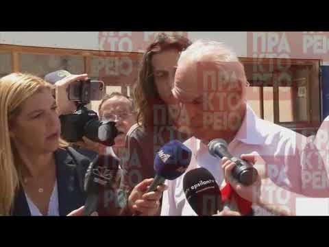 Αποφυλακίστηκε ο πρώην υπουργός Άκης Τσοχατζόπουλος