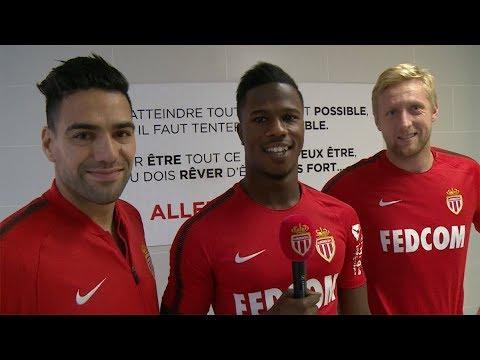 Falcao, Baldé et Glik débriefent le tirage au sort de la Coupe du Monde - AS MONACO