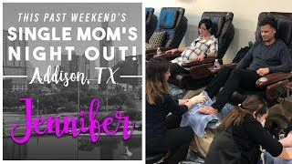 Single Mom's Night Out - Addison, TX | This Past Weekend w/ Theo Von