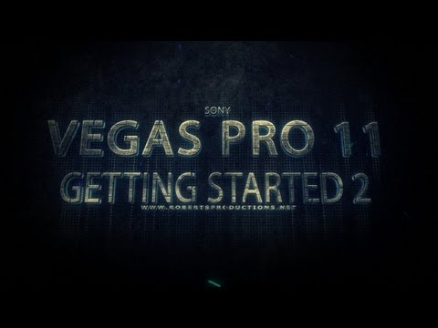 djbeto267 - In this second episode of the Vegas Pro 11 Getting Started series, I'll show you more of the basics and how to get Vegas to set up correctly for the footage ...