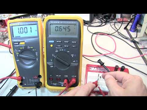 #302: Back to Basics: How to match diodes -- measurement setups to find diodes that are matched
