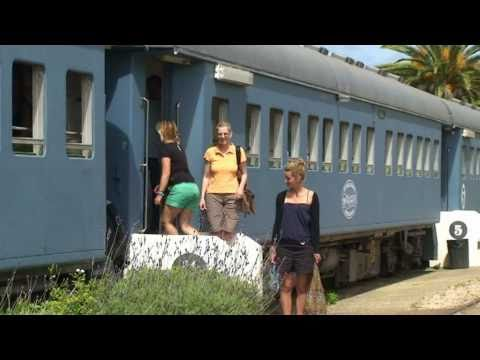 Video of Santos Express Train B&B