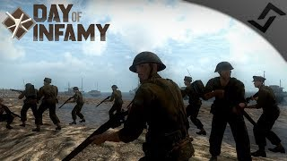This video is part of the New World Affiliates Program.This free update for Day of Infamy adds two new maps to the game: Dunkirk taking place in 1940 and Breville taking place in 1944 just after the D-Day landings.. both maps future the British and the Germans however the interesting part of the Dunkirk map is that the British are defending almost like a D-Day style map.. however they are forced to retreat to the beach eventually and end up among the rubble, downed planes and beached ships.. Day of Infamy: http://store.steampowered.com/app/447820/Day_of_Infamy/Connect with me:●Twitch: https://www.twitch.tv/theshermanatoryt●Twitter: http://twitter.com/ShermanatorYT●Steam Group: http://bit.ly/1pwdggu●Facebook: http://www.facebook.com/ShermanatorYT●Instagram: https://instagram.com/shermanatoryt/●About MeHi! My name is Samuel, what's up? I am 23 years old and live in Canada (I am Dutch though lol). First I would like to say that 99% of all the comments posted on my videos are personally read by me and I try to respond to as many as possible of them! Thanks for checking out my channel. I upload a wide variety of games in 1080p, including but not limited to Men of War (Assault Squad 2), ARMA 3, Red Orchestra 2, Rising Storm, Rising Storm 2: Vietnam, The Wargame Series, Verdun, Squad & Company of Heroes! I try to maintain a healthy balance between fun and tactical gameplay, mixing videos with tips, tricks and random gameplay that can be from any game!If you like the content make sure to hit the subscribe button!Want to contact me? Send me an Email or tweet me, I rarely check YouTube's private messages!~Thanks for watching!