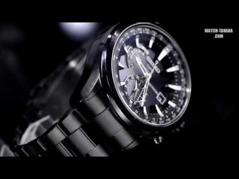 SEIKO GPS ASTRON SBXA007 セイコーアストロン ソーラー видео