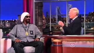 Download Lagu Snoop Dogg interview on David Letterman April 25, 2013 fullmedium Mp3