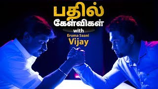 "Video Eruma Saani Vijay ""Hi Aunty"" with Put Chutney - Badhil Kelvigal MP3, 3GP, MP4, WEBM, AVI, FLV Oktober 2017"