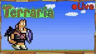 Terraria - Building Houses - • Live