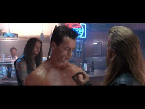 Terminator 2 Judgement Day - Bar Scene (HD)