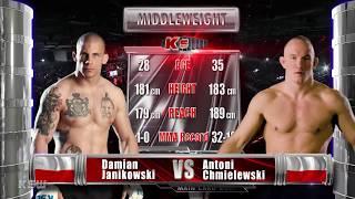 Video Free Fight: Damian Janikowski vs. Antoni Chmielewski MP3, 3GP, MP4, WEBM, AVI, FLV Juli 2018