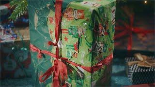 Deutsche Bahn - Weihnachtsgeschenk für die Umwelt (Werbung)