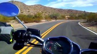 5. little fun with my Harley VRSCR street rod.
