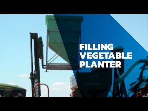 JACKY® Bin filling vegetable planter