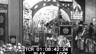 Download Lagu Chinese Theatre in 1937.  Archive film 94477 Mp3
