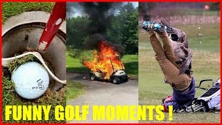 Video CRAZY Golf Moments (Part 4) (PGA) MP3, 3GP, MP4, WEBM, AVI, FLV Agustus 2019