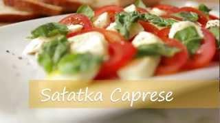 Przepis na sałatkę caprese