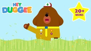 Video Outdoor Playing with Duggee! - 20 Minutes - Duggee's Best Bits - Hey Duggee MP3, 3GP, MP4, WEBM, AVI, FLV Juli 2019