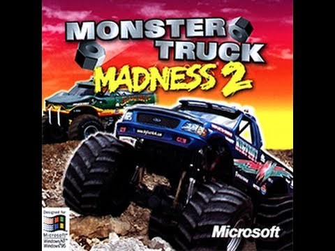 monster truck madness 2 pc