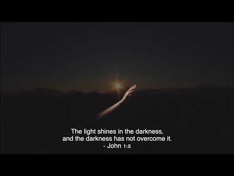 Hope in the darkness - Inspiring Christian Quotes