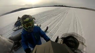 9. 2016 ski doo Renegade Enduro
