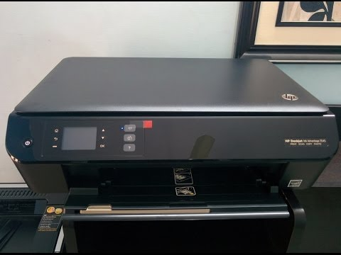Test tiskalnika HP Deskjet 3545