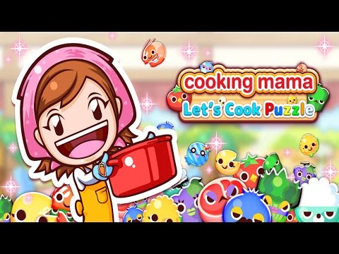 Cooking Mama Let's Cook Puzzle (Office Create Corp.) - Best App For Kids