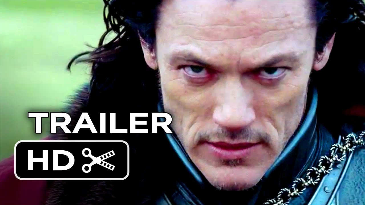Dracula Untold Official Trailer #1 (2014) – Luke Evans, Dominic Cooper Movie HD