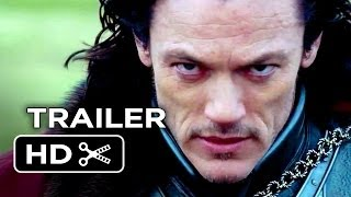 Dracula Untold Official Trailer #1 (2014) - Luke Evans, Dominic Cooper Movie HD