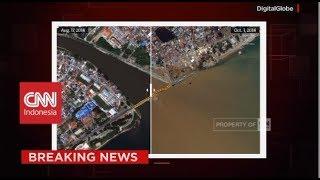 Download Video 'Penampakan' Satelit Sulawesi Tengah Sebelum & Sesudah Terjadi Gempa & Tsunami MP3 3GP MP4