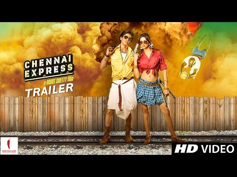 Movie Review Chennai Express