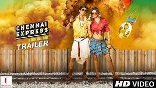 Nonton Official Trailer   Chennai Express   Theatrical Trailer   Shah Rukh Khan   Deepika Padukone Film Subtitle Indonesia Streaming Movie Download