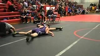Cody Gardner Washing vs Joe Rind Pacific 132 lbs