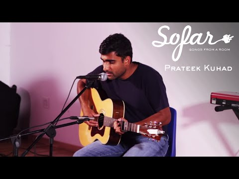 Prateek Kuhad - Fighter | Sofar NYC