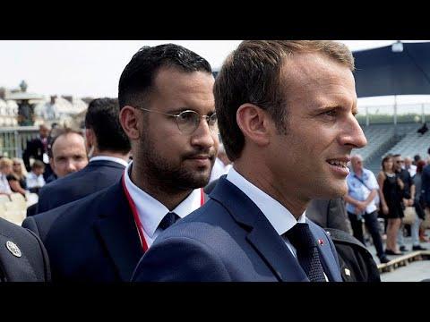 Γαλλία: Κατέθεσε για την υπόθεση Μπεναλά ο υπουργός Εσωτερικών…