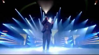 Matt Cardle sings