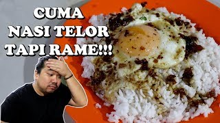 Download Video CUMA NASI SAMA TELOR TAPI YANG MAKAN RAME!!!! MP3 3GP MP4