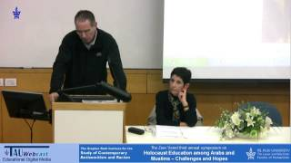 2-Prof. Eyal Zisser - Holocaust Education among Arabs and Muslims