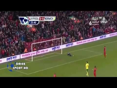 Liverpool 5-0 Norwich City (19-01-2013)